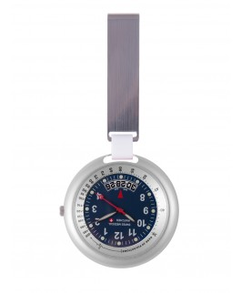 Swiss Medical Uhr Professional Line Clear View Blau - Limited Edition MedicusXL