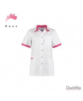 Haen Kasack Fijke White/Shocking Pink