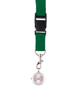 Schlüsselband Uhr Grün